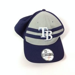 06a2996faac Tampa Bay Rays Men s Blue Baseball Hat Size ML